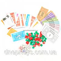 Экономическая настольная игра «Монополия» от 8 лет (6123), фото 7