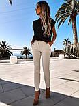 Женская блуза летняя с коротким рукавом, фото 4