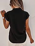 Женская блуза летняя с коротким рукавом, фото 3
