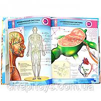 Книга для развития ребенка Devar «Энциклопедия 4D Анатомия в дополненной реальности», фото 3