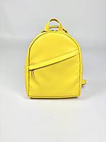 Жовта сумка жіноча з штучної шкіри RM1x2