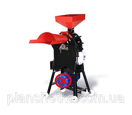 Подрібнювач кормів (зернодробарки, ДКУ) Tehnomur MS-30A (без мотора), фото 2