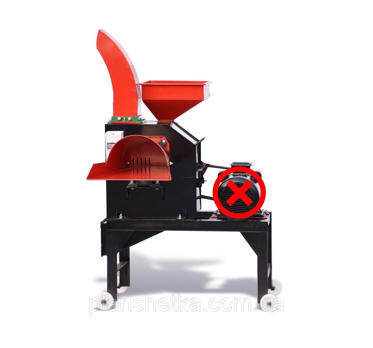 Подрібнювач кормів (зернодробарки, ДКУ) Tehnomur, MS 400-24 (без мотора)