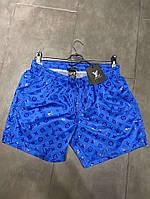 Плавательные шорты Louis Vuitton Swimming Trunk Monogram Blue