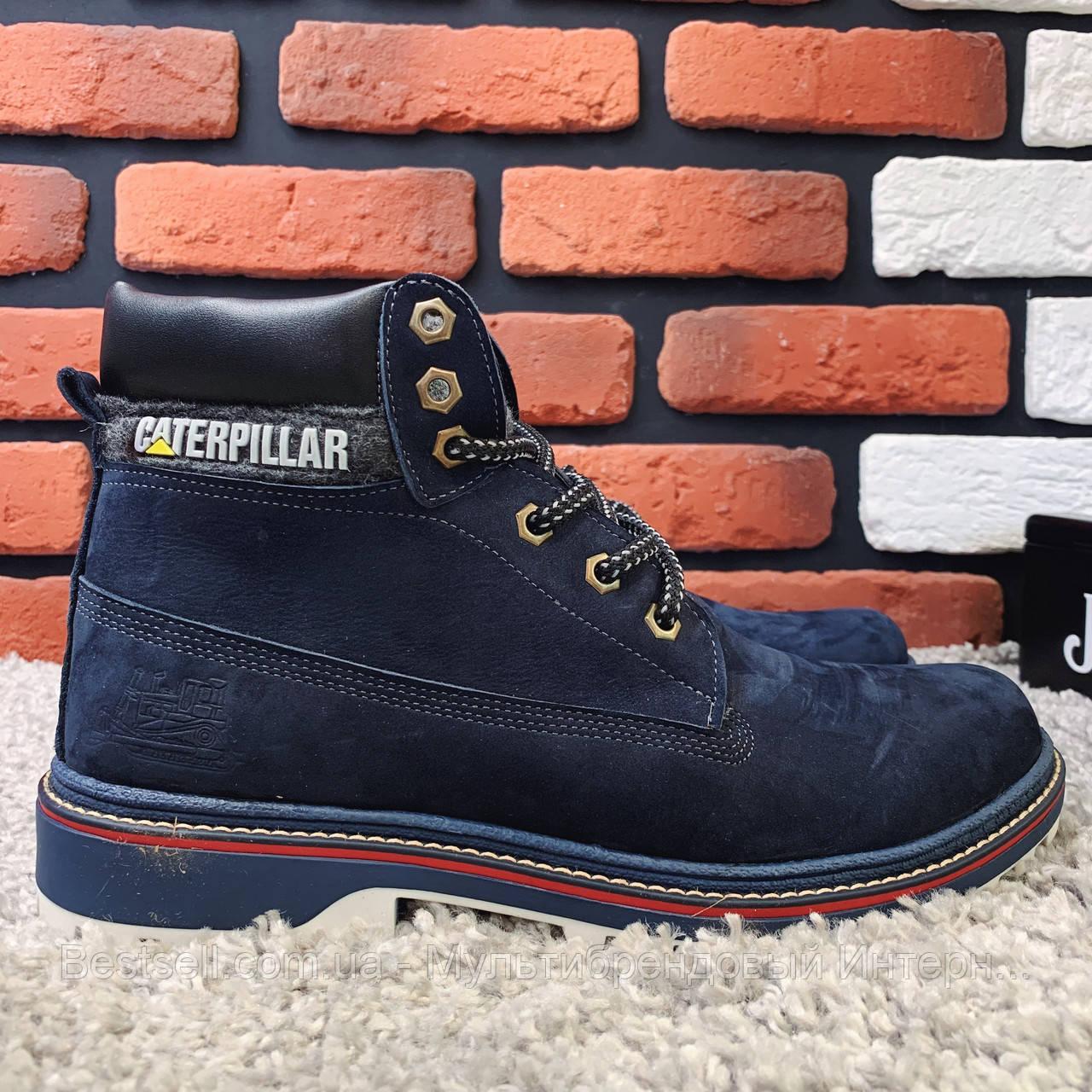 Зимові черевики (на хутрі) CAT 13037 ⏩ [ 45 останній розмір ]