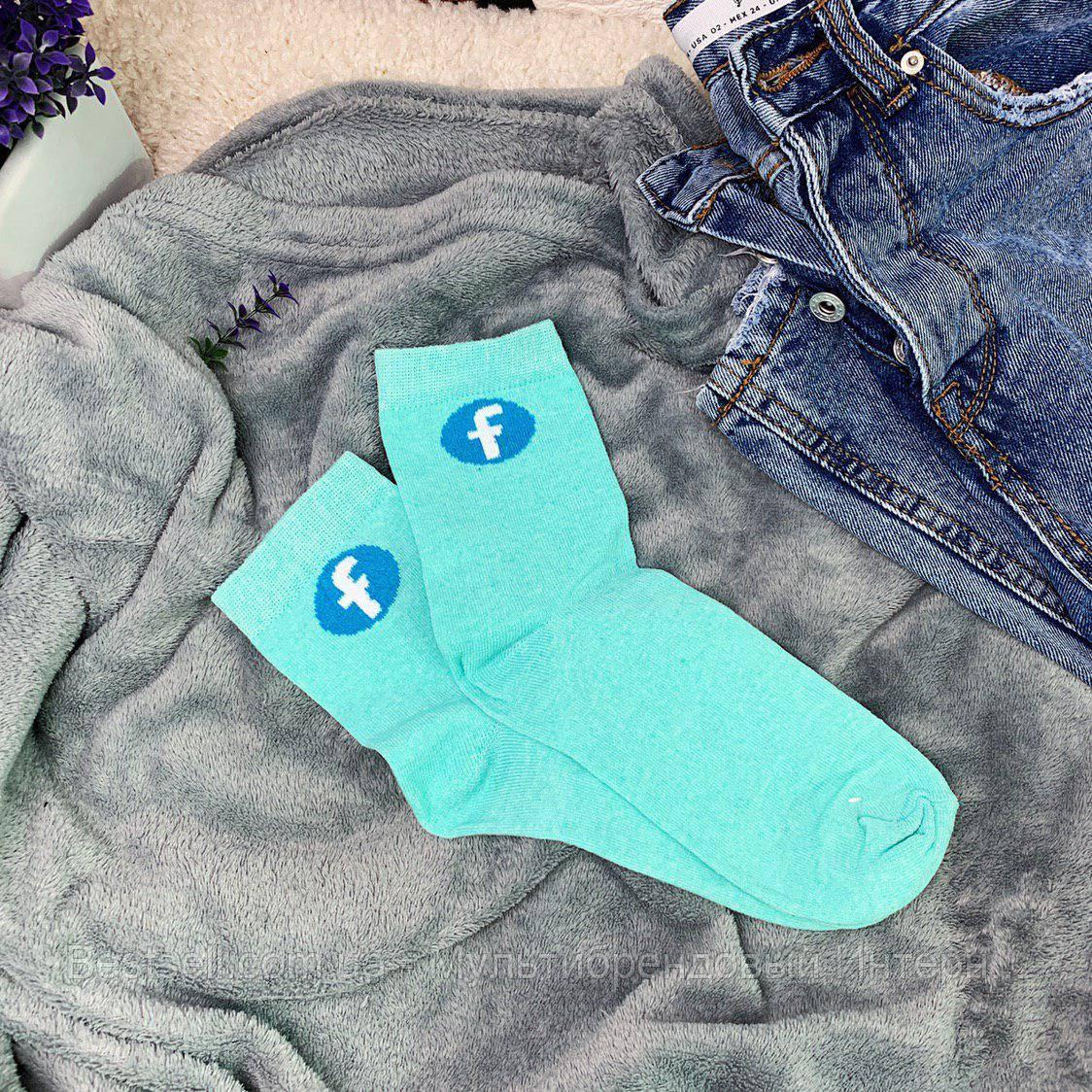 Шкарпетки з написом 36-40