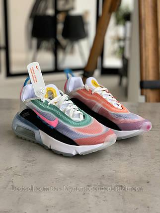 Кросівки Nike Air Max 2090 Найк Аір Макс 2090 (36,37,38,39,40), фото 2