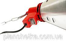 Рефлектор для інфрачервоної лампи (абажур) Tehnomur S1005 колір алюміній, фото 2
