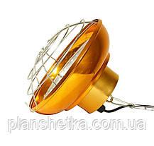 Рефлектор з галогенною лампою (абажур) Tehnomur S1030 колір бронза, фото 3
