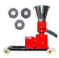 Гранулятор для комбикорма Tеhnomur KL-125 (без мотора) с тремя матрицами