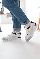 Кросівки Puma Cali Mix Пума Калі Мікс Чорно-білі (37,39), фото 3