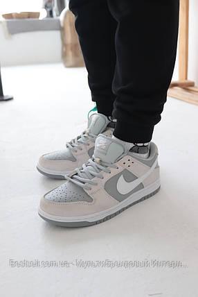 Кросівки Nike SB Dunk Low Найк СБ Данк Низькі (41,42,43,44,45), фото 2