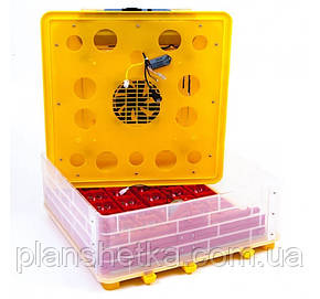 Інкубатор автоматичний Tehnomur, MS-36/144 + інвертор, фото 2