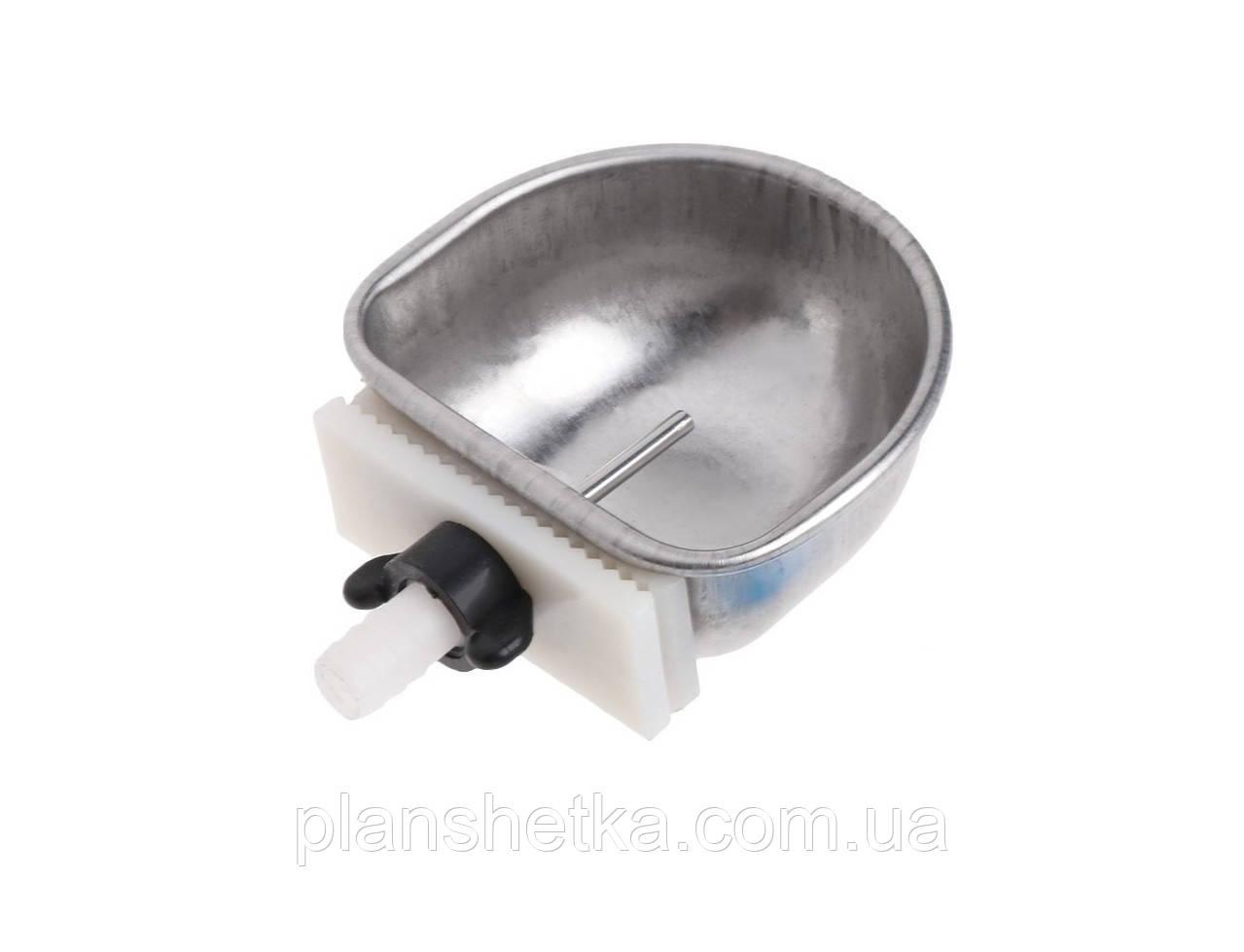 Поїлка чашкова для кроликів Tehnomur Mat-1