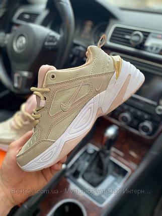 Кроссовки кожа Nike M2K Tekno Найк М2К Текно (36,37,38,39,40), фото 2