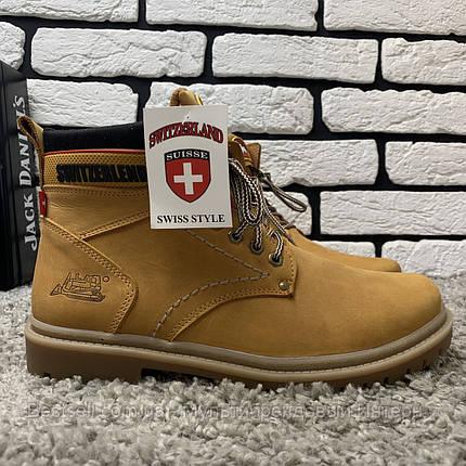 Зимові черевики (на хутрі) Switzerland 13032 ⏩ [ 43,45 ], фото 2
