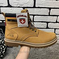 Зимові черевики (на хутрі) Switzerland 13032 ⏩ [ 43,45 ], фото 3