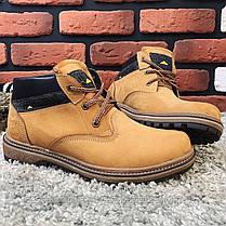 Зимние ботинки (на меху) CAT 13041 ⏩ [ 41,42,43,44,45 ], фото 2