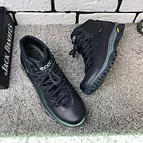 Зимові черевики (на хутрі) ECCO 13040 ⏩ [ 43 останній розмір ], фото 3