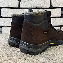 Зимние ботинки (на меху) ECCO 13045 ⏩ [ 41,42,43,44,45 ], фото 3