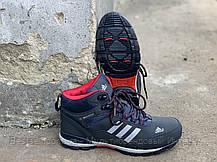 Зимние ботинки (на меху) Adidas Climaproof  3-072 ⏩ [ 41 последний размер ], фото 2