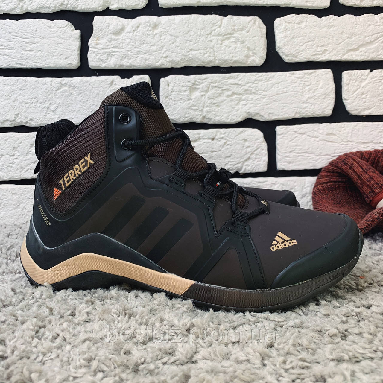 Зимові черевики (на хутрі) Adidas TERREX 3-175 ⏩ 44 (останній розмір)