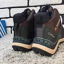 Зимові черевики (на хутрі) Adidas TERREX 3-175 ⏩ 44 (останній розмір), фото 2