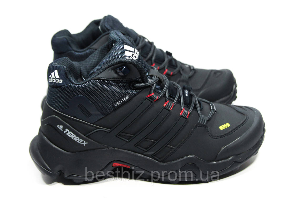 Зимние ботинки (на меху)  Adidas Terrex 3-167 (42 последний размер)