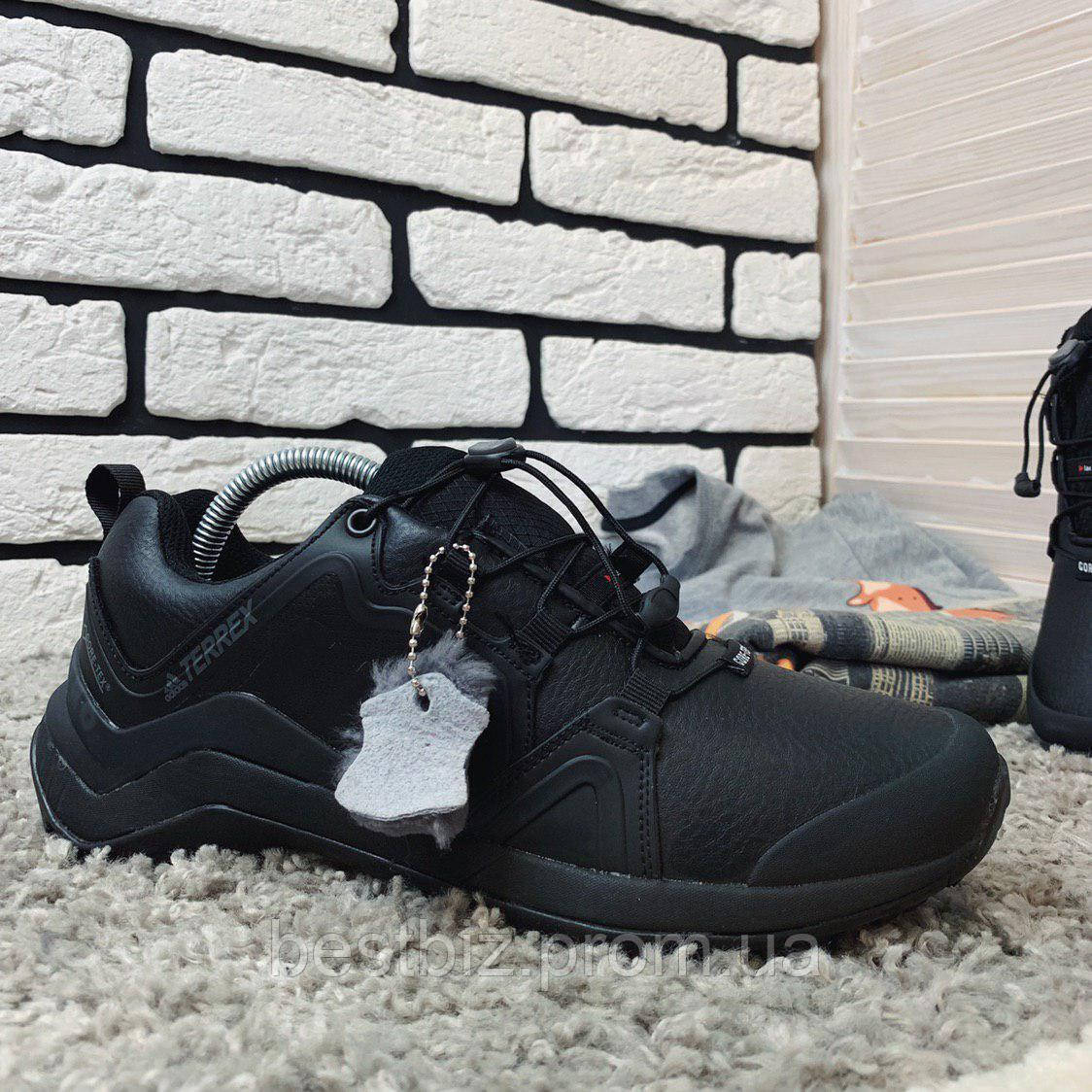 Зимові черевики (на хутрі) Adidas Terrex 3-099 ⏩ [42,44 ]