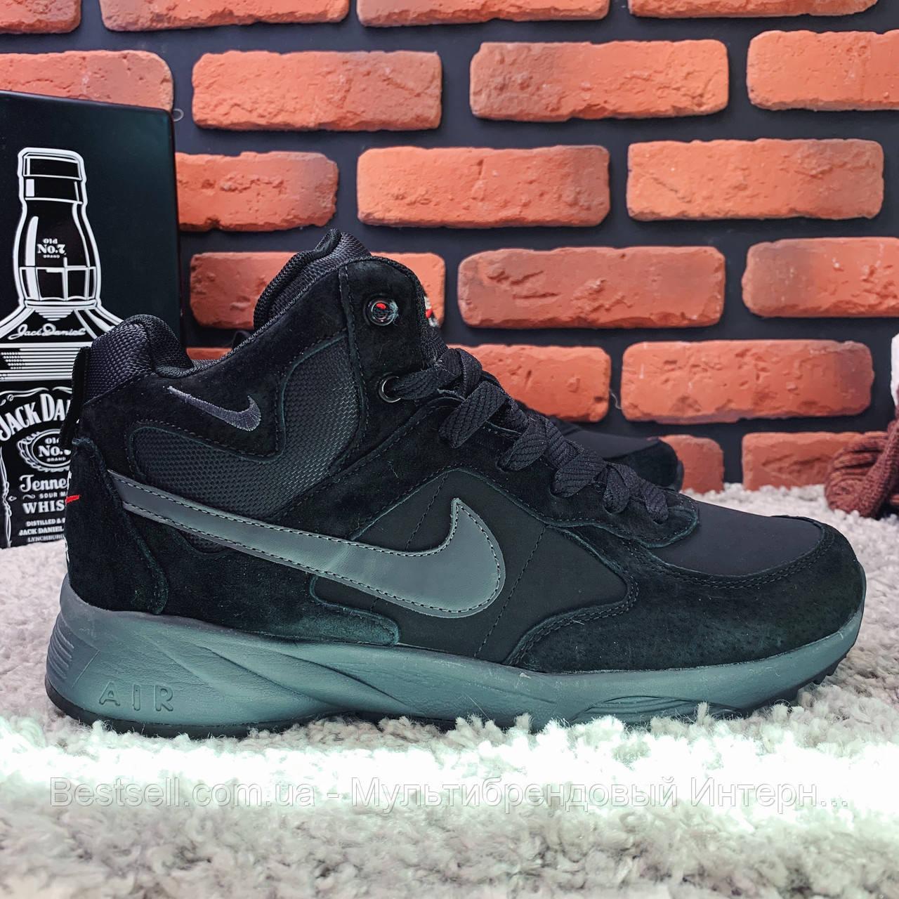 Зимові черевики (на хутрі) Nike Air 1-043 ⏩ [43,46 ]