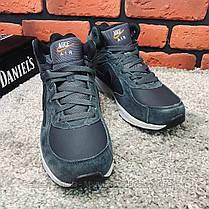 Зимові черевики (НА ХУТРІ) Nike Air Max 1-119 ⏩ [ 43,46 ], фото 2