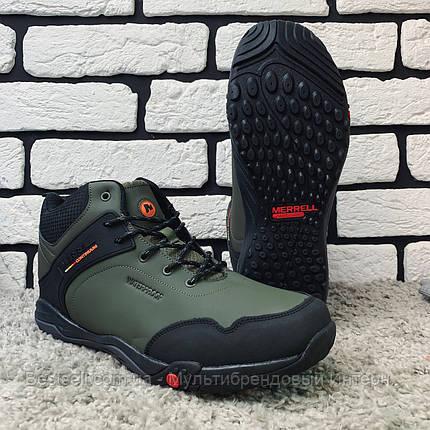 Зимові черевики (НА ХУТРІ) Merrell Continum 14-144 ⏩ [ 41,43,44], фото 2