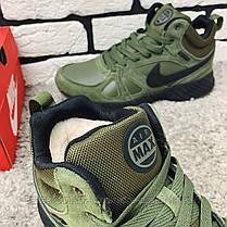 Зимові черевики (на хутрі) Nike Air Max 1-020 ⏩ [ 45 останній розмір ], фото 2