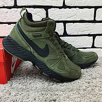 Зимові черевики (на хутрі) Nike Air Max 1-020 ⏩ [ 45 останній розмір ], фото 3