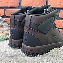 Зимові черевики (на хутрі) Nike Air Lunarridge 1-021 ⏩ [ 41,42,43,45 ], фото 3