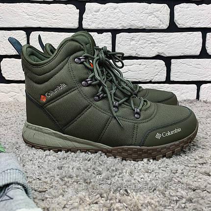 Зимние ботинки (на меху) Columbia 12-048 ⏩ [45 последний размер ], фото 2