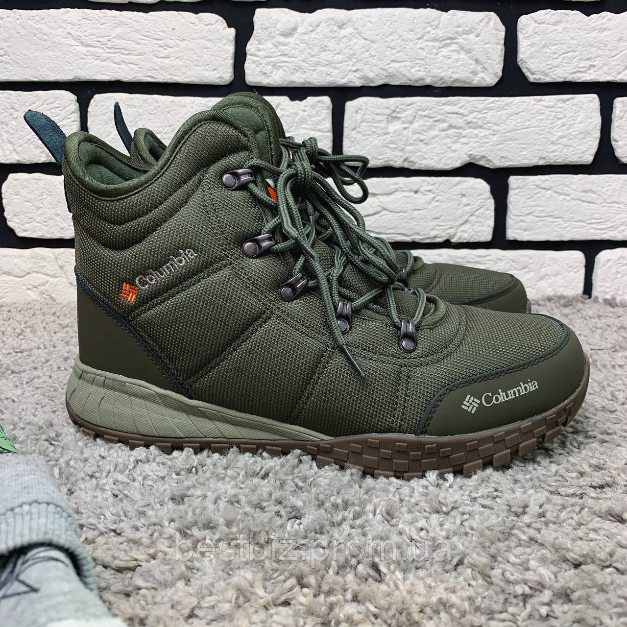 Зимние ботинки (на меху) Columbia 12-048 ⏩ [45 последний размер ]