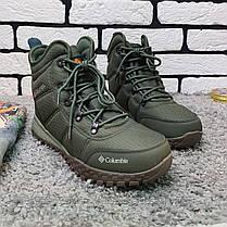 Зимние ботинки (на меху) Columbia 12-048 ⏩ [45 последний размер ], фото 3
