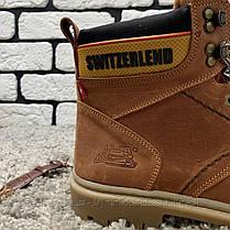 Зимові черевики (на хутрі) Switzerland 13025 ⏩ [ 41,45 ], фото 2