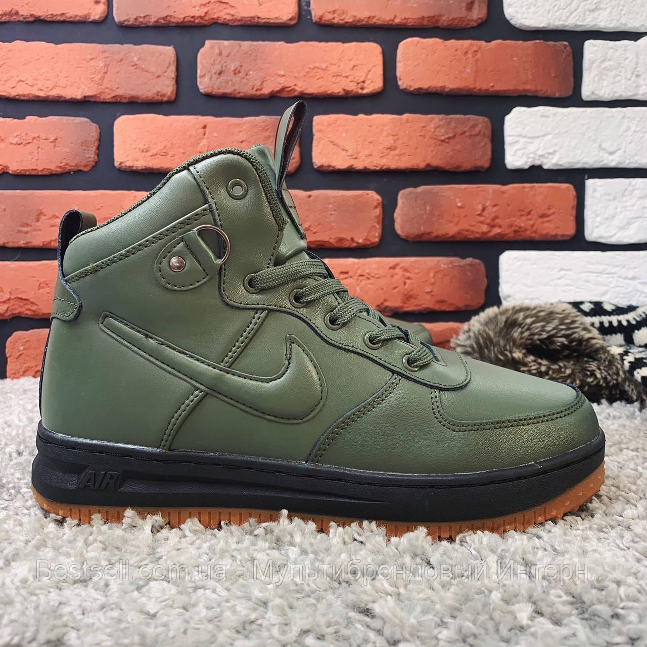 Зимние кроссовки (на меху) Nike LF 1 1-169 ⏩ [46 последний размер ]