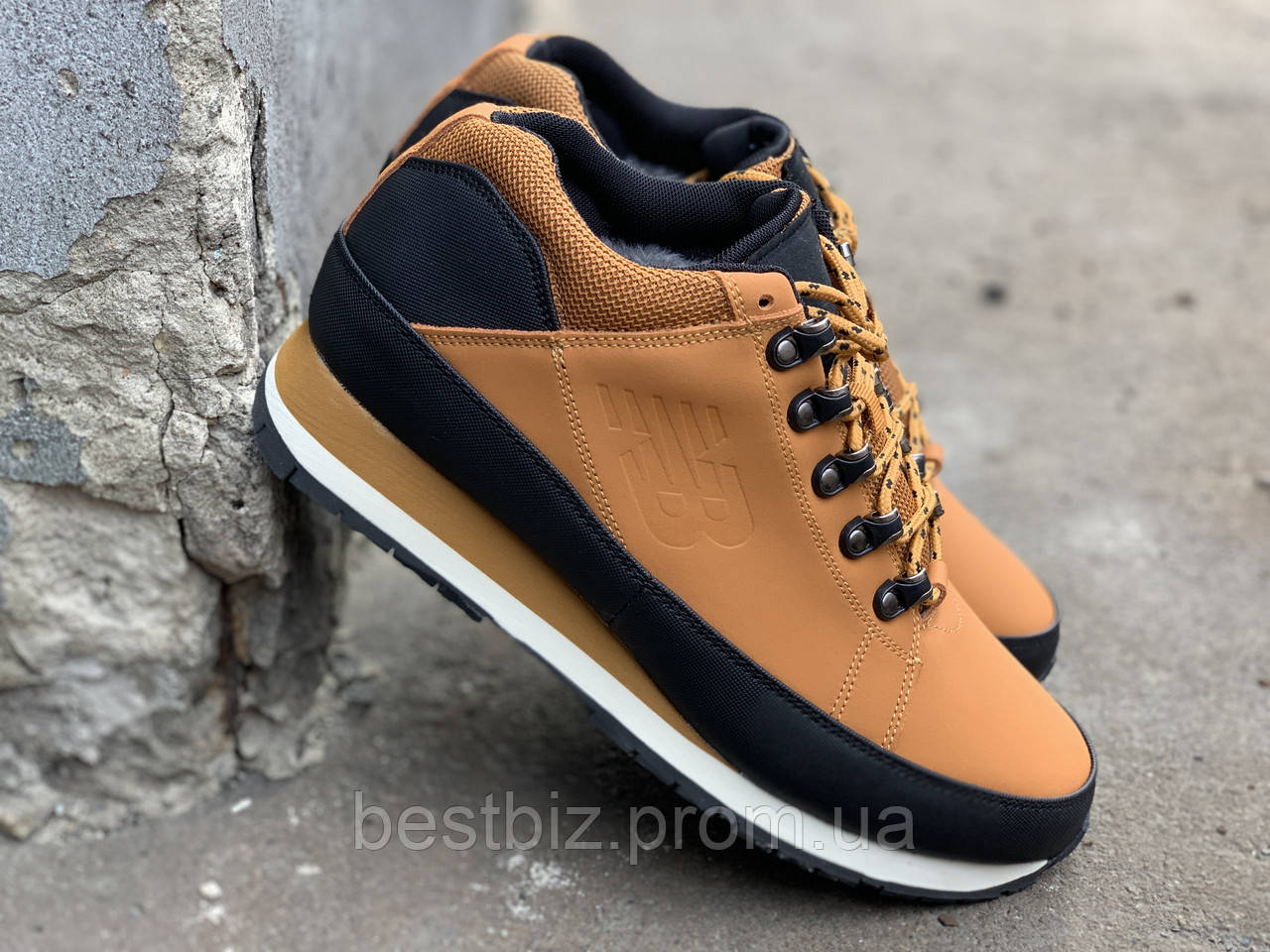 Зимові кросівки (на хутрі) New Balance 754 4-057 ⏩ [45 останній розмір ]