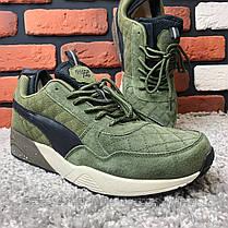 Зимові кросівки (на хутрі) Puma Trinomic 7-148 ⏩ [ 45,46 ], фото 2