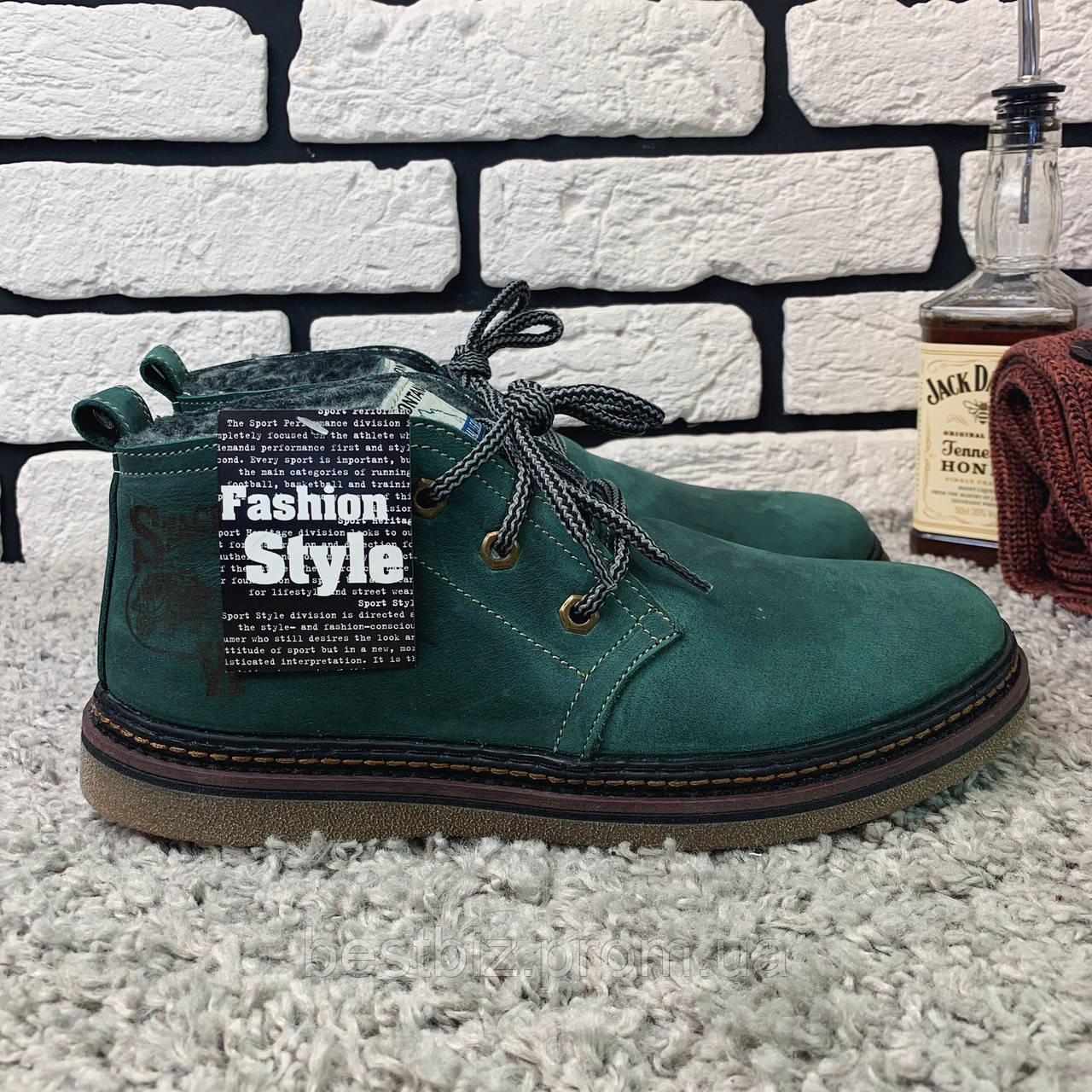 Зимние ботинки (на меху) Montana  13053 ⏩ [42 последний размер ]