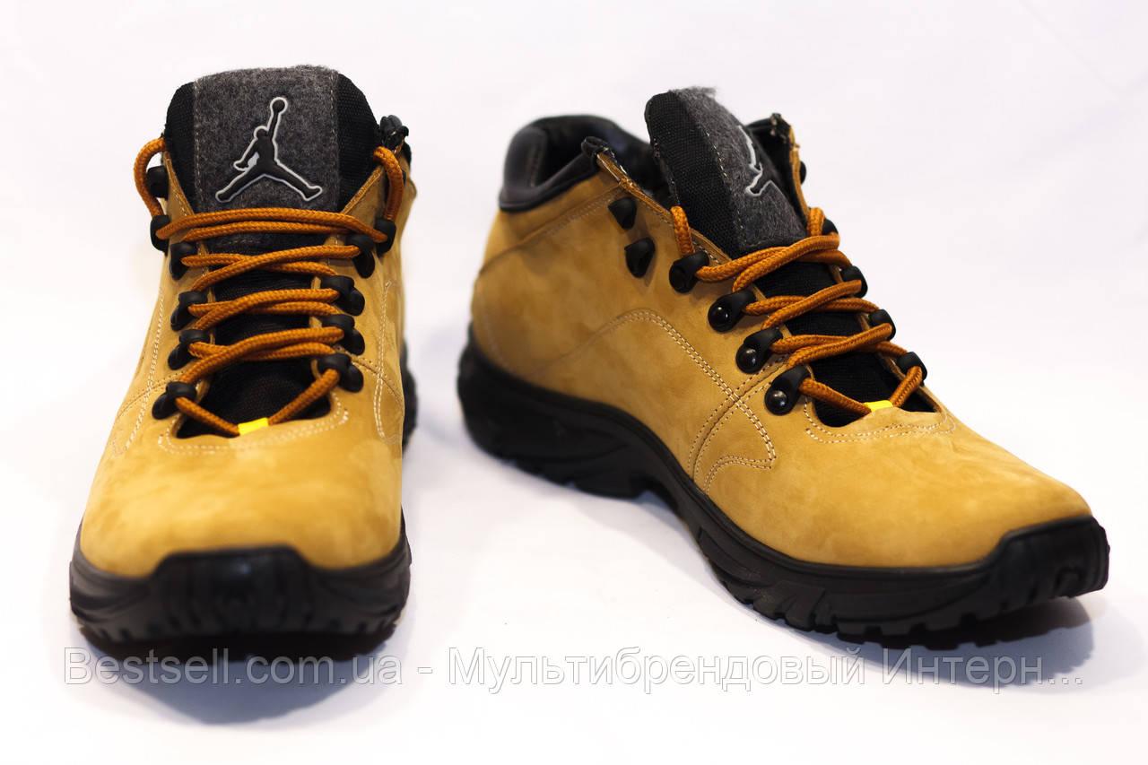 Зимові черевики (НА ХУТРІ) Jordan 13058 ⏩ [ 43 останній розмір]