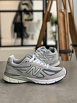 Кросівки New Balance 993 Grey Нью Беланс 993 Сірі (41,42 ), фото 2