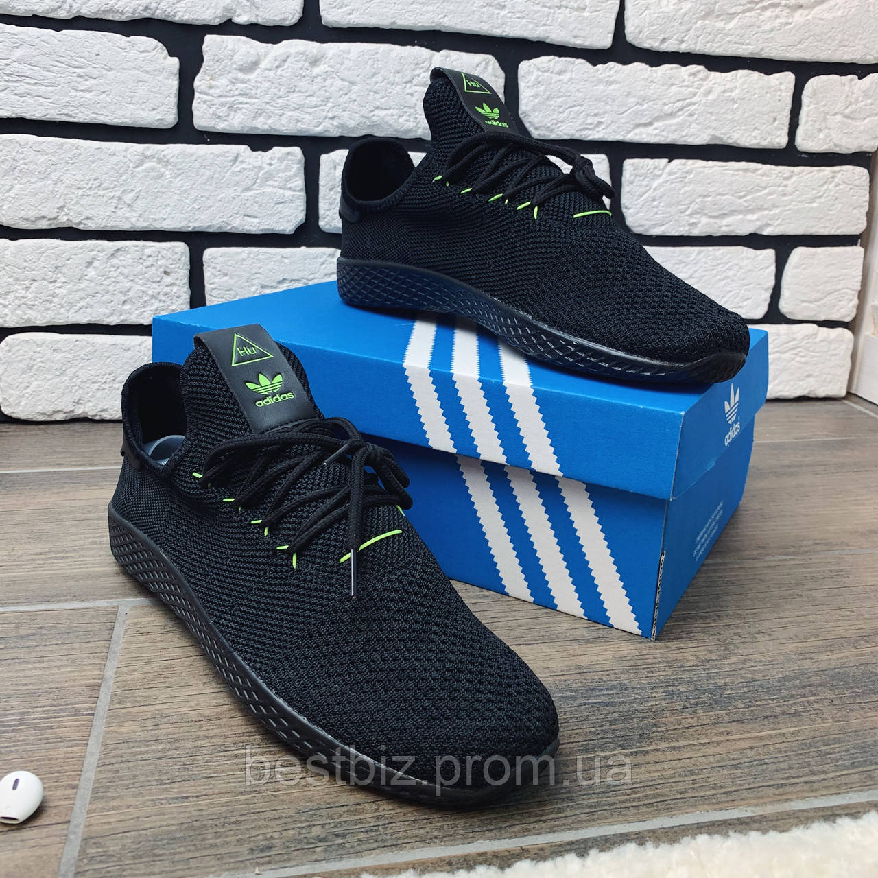 Кроссовки Adidas Pharrell Williams 30779 ⏩ [ 44 последний размер ]