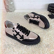 Кросівки Off-White 13019 ⏩ [ 38,39 ], фото 3