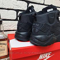 Термо-кроссовки Nike Huarache  1180 ⏩ [ 41,42 ], фото 3