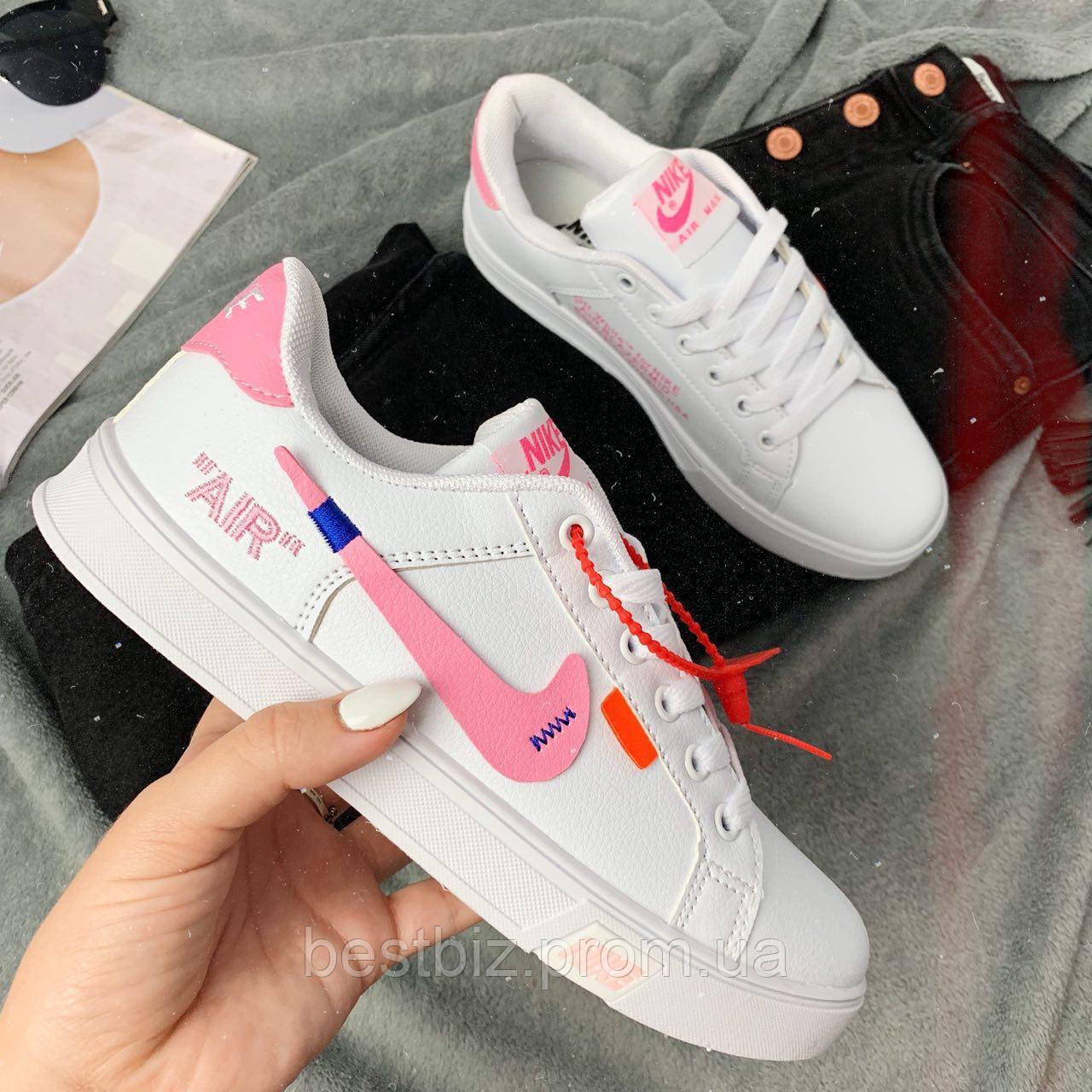 Кроссовки  Nike Air x OFF-White 00061 [ 36,37,38,39,40 ]