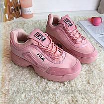 Кросівки Fila 99989 ⏩ [ 37 останній розмір ], фото 3